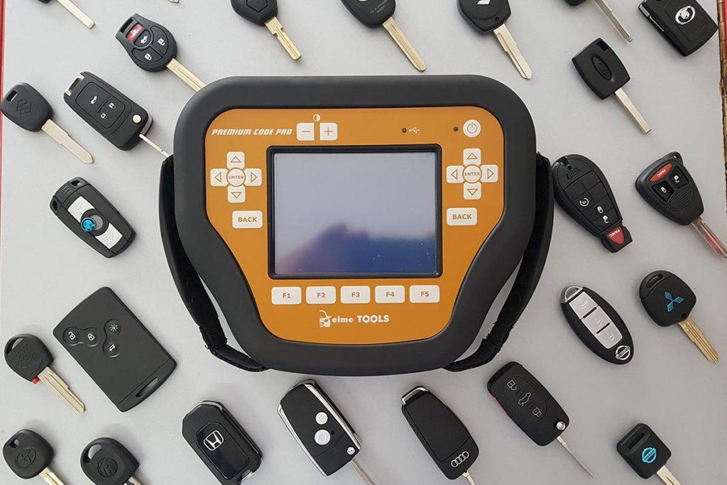 Duplicado y programación de llaves para autos con chip 2