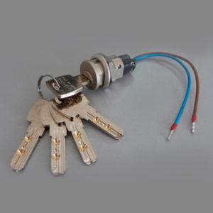 Chapas de contacto para maquinaria mcm